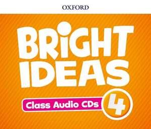 Bright Ideas: Level 4: Audio CDs: Inspire curiosity, inspire achievement.