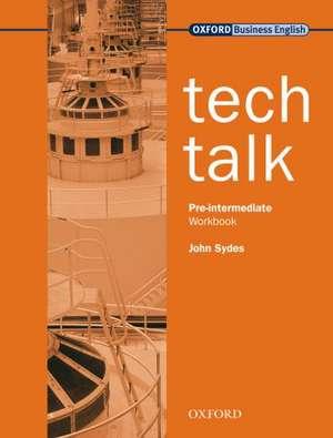 Tech Talk. Pre-Intermediate. Workbook