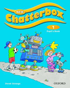New Chatterbox. Part 1. Pupil's Book