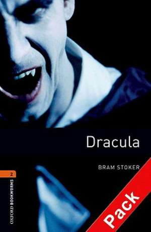 Oxford Bookworms Library: Level 2:: Dracula audio CD pack de Bram Stoker