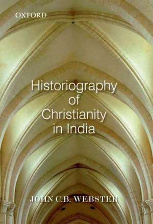 Historiography of Christianity in India