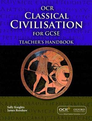 GCSE Classical Civilisation for OCR Teacher's Handbook