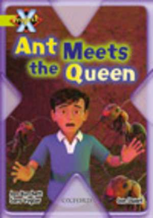 Ant Meets the Queen