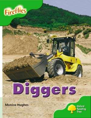 Oxford Reading Tree: Level 2: More Fireflies A: Diggers