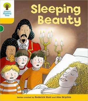Oxford Reading Tree: Level 5: More Stories C: Sleeping Beauty de Roderick Hunt