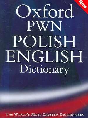 Oxford-PWN Polish-English English-Polish Dictionary de  Oxford Dictionaries