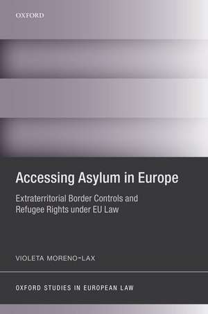 Accessing Asylum in Europe