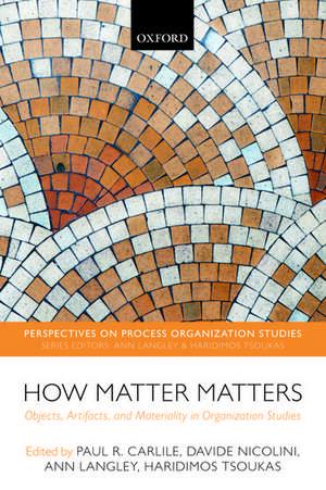 How Matter Matters
