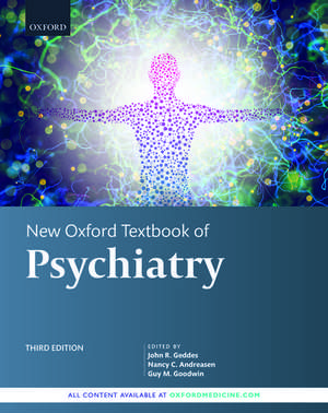 New Oxford Textbook of Psychiatry de John R. Geddes