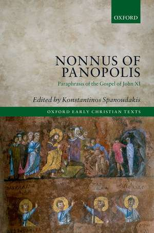Nonnus of Panopolis
