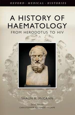 A History of Haematology