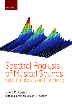 Spectral Analysis of Musical Sounds with Emphasis on the Piano imagine