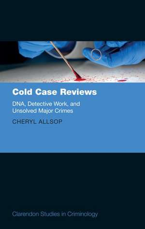 Cold Case Reviews