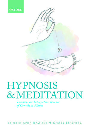 Hypnosis and meditation