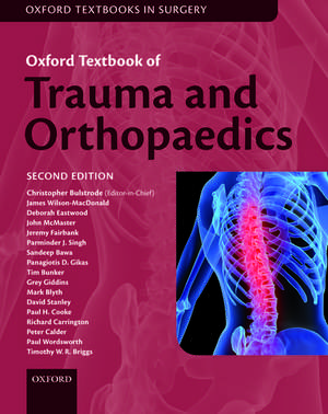 Oxford Textbook of Trauma and Orthopaedics