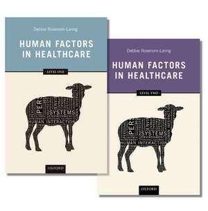 Human Factors in Healthcare Level 1 and Level 2 Pack