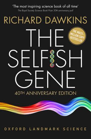 The Selfish Gene: 40th Anniversary edition de Richard Dawkins