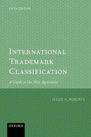 International Trademark Classification