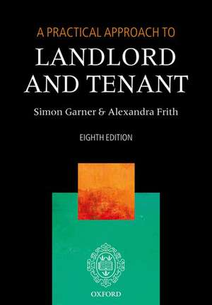 A Practical Approach to Landlord and Tenant imagine