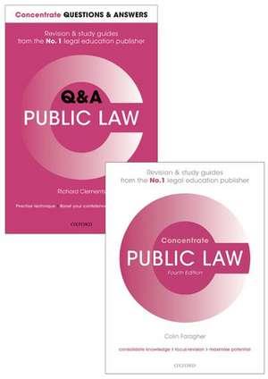 Public Law Revision Pack