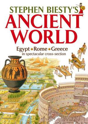 Stephen Biesty's Ancient World PB