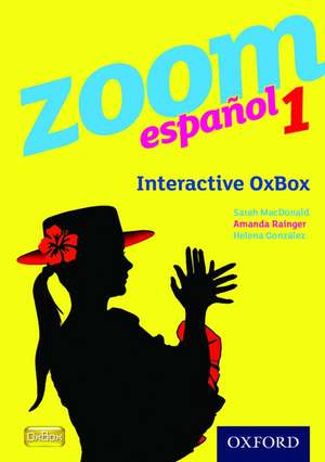 Zoom español 1 Interactive OxBox CD-ROM