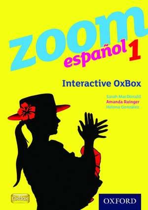 Zoom español 1 Interactive OxBox CD-ROM