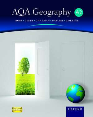 AQA Geography for A2 Student Book