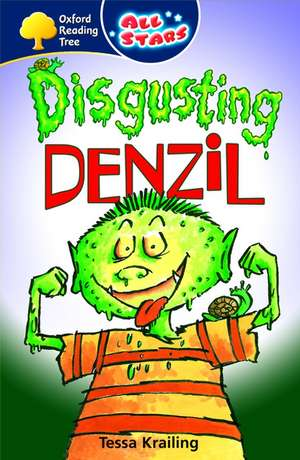 Krailing, T: Oxford Reading Tree: All Stars: Pack 2: Disgust