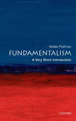 Fundamentalism: A Very Short Introduction imagine