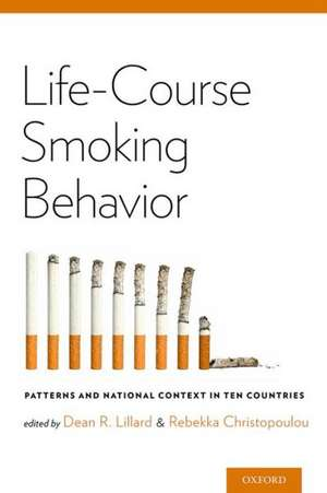 Life-Course Smoking Behavior
