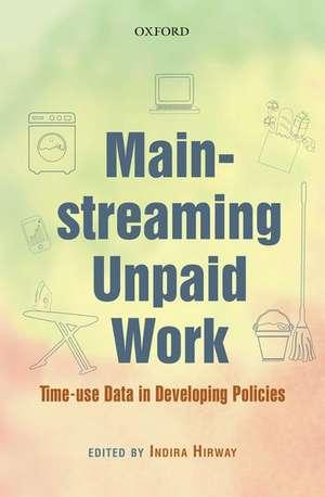 Mainstreaming Unpaid Work