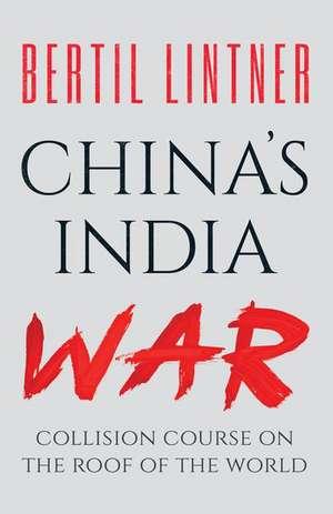 China's India War