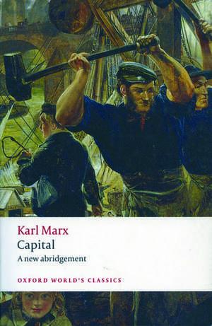 Capital: An Abridged Edition de Karl Marx