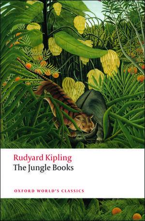 The Jungle Books de Rudyard Kipling