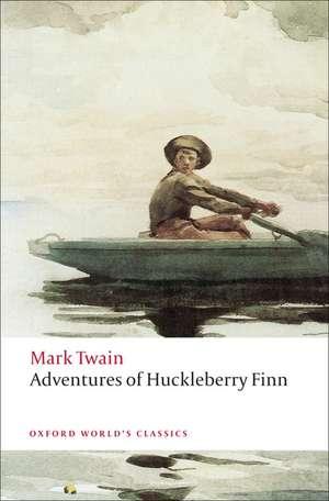 Adventures of Huckleberry Finn de Mark Twain