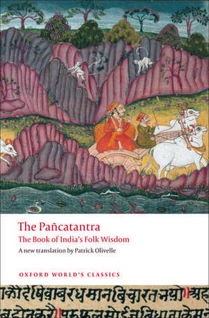 Pañcatantra: The Book of India's Folk Wisdom de Patrick Olivelle