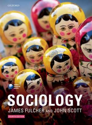 oxford dictionary of sociology 4th edition