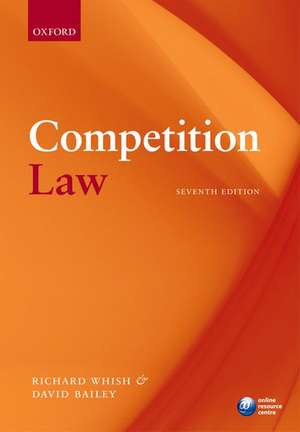 Whish, R: Competition Law