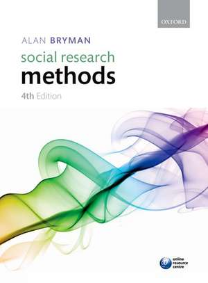 Bryman, A: Social Research Methods
