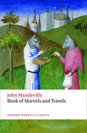 The Book of Marvels and Travels de John Mandeville