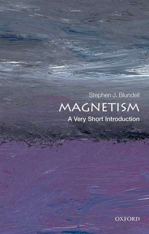 Magnetism: A Very Short Introduction imagine