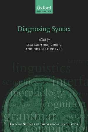 Diagnosing Syntax