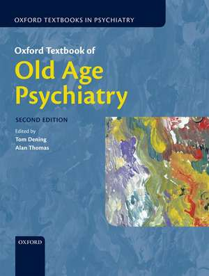 Oxford Textbook of Old Age Psychiatry with Access Code