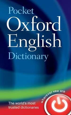 Pocket Oxford English Dictionary imagine