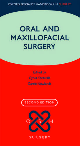 Oral and Maxillofacial Surgery de Cyrus Kerawala