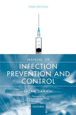 Manual of Infection Prevention and Control