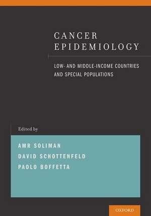 Cancer Epidemiology