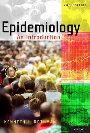 Epidemiology: An Introduction de Kenneth J. Rothman