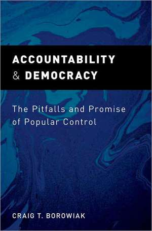 Accountability and Democracy